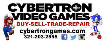 Cybertron Video Games