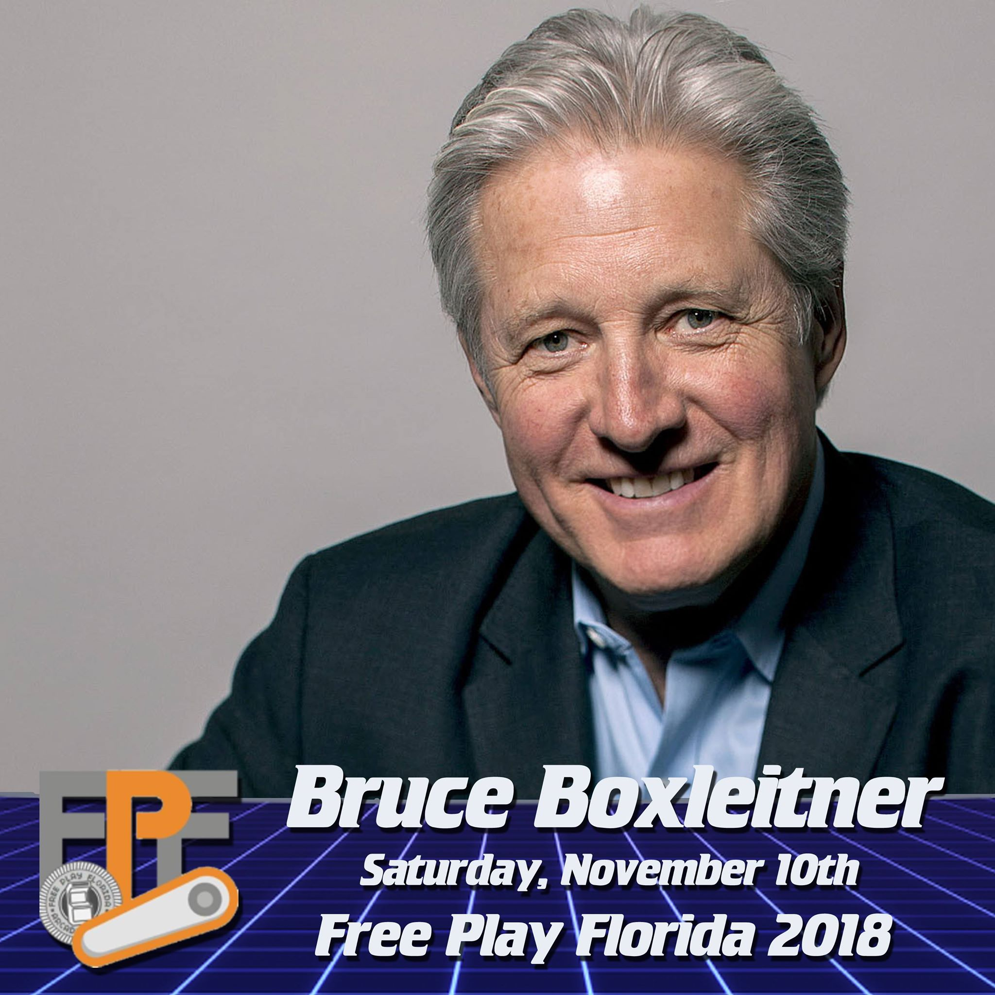 CANCELED- Bruce Boxleitner – Cindy Morgan is coming!